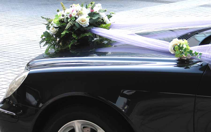 car rental service singapore for weddings