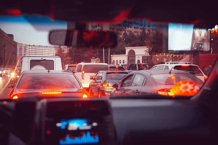 city road jam